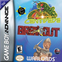 Breakout/Centipede/Warlords - [Game Boy Advance] - Used