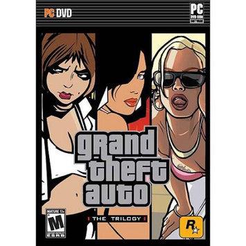 Rockstar Games Grand Theft Auto PC Trilogy PC Game ROCKSTAR