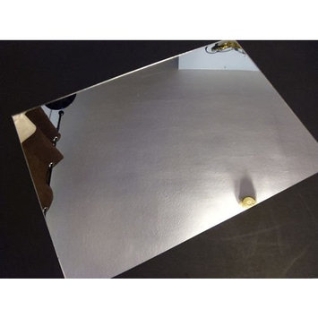 3mm Silver Acrylic Mirror A4 Sheet 297 x 210 Perspex Mirror Plastic Safety Mirror
