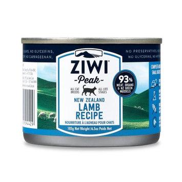 ZiwiPeak Canned Cat Food Lamb 6.5 oz Case 12