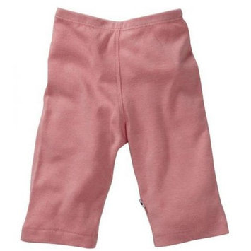 Babysoy Baby Girls' Oh Soy Comfy Pants - Rose - 0-3 Months