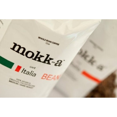 Mokk-a 23243 Cafe Italia 12oz Ground