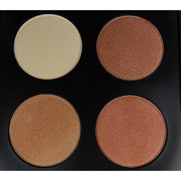 Face Highlighters Illuminator & Bronzer Makeup Palette 2