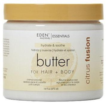 EDEN BodyWorks Citrus Fusion Hair + Body Butter - 16 fl oz