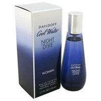 Zino Davidoff W-U-1805 1.7 oz Cool Water Wave EDT Spray for Women
