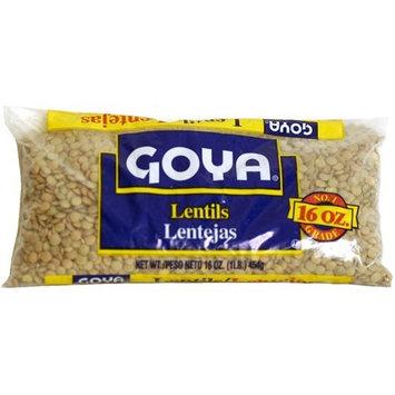 GOYA Lentils 6.0 OZ