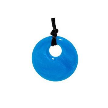 Pendant Teething Necklace Blue