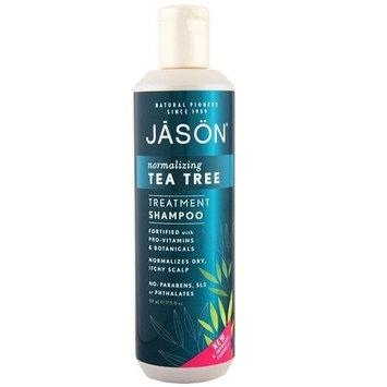 JASON Normalizing Tea Tree Treatment Shampoo, 17.5 oz. (Packaging May Vary)