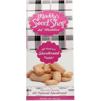 Maddy's Maddy s 97006 7 oz ALL NATURAL SHORTBREAD