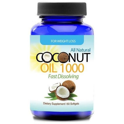 Totally Products, Llc. Totally Products Organic Virgin Coconut Oil Softgels (60 Count)