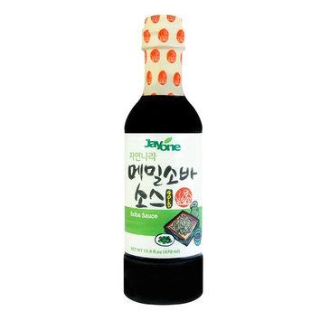Jayone Soba Sauce Gold (자연나라 메밀 소바 소스 골드) 15.9 fl oz (470 ml)