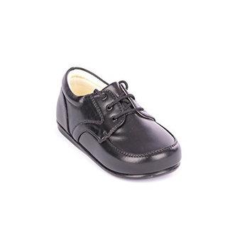 Babie/Infants Black Matt Shoe Wedding Christening Pageboy (infant 1 - infant 10)