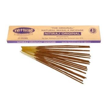 Nitiraj The Original Natural Masala Incense Slow Burning 1 Hour per Stick