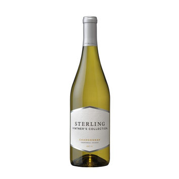 STERLING VINTNERS COLLECTION CHARDONNAY CALIFORNIA 1 CT .75 LT