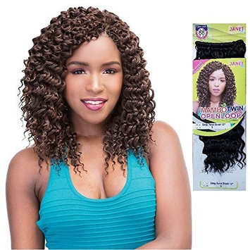 Janet Collection Mambo Open Loop Deep Twist Braid 12
