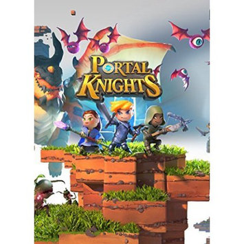 505 Games Portal Knights Gold Throne Edition Nintendo Switch
