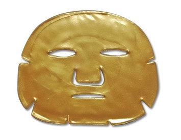 Heaven Usa Premium Cleopatra Gold Infused Collagen Face Mask (Pack of 5)