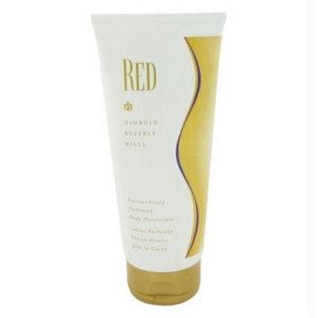 Armani RED by Giorgio Beverly Hills Body Moisturizer 6.7 oz
