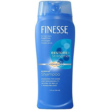 Finesse Restore + Strength Normal Shampoo - Buy Packs and SAVE (Pack of 3)