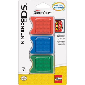 Powera Nintendo Official and LEGO Game Cases for DS