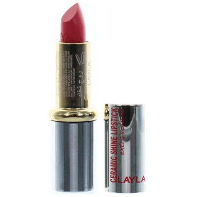 Layla Cosmetics Ceramic Shine Lipstick Extra Volume 01