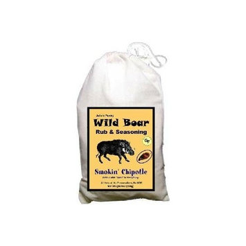 Wild Boar Wild Boar Rub, Chipotle, 8 Ounce