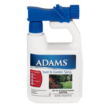 Farnam Company Adams Flea and Tick Control Yard Spray, 32 oz