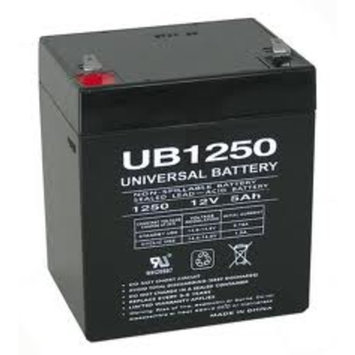 UB1250 12 Volt 5 AMP SLA/AGM Battery 8 Pack + FREE SHIPPING!