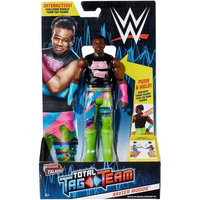 WWE Tough Talkers Total Tag Team Xavier Woods Action Figure