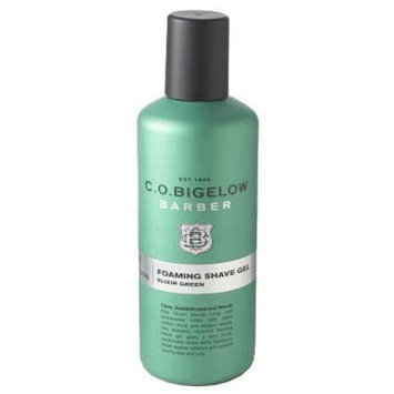 Bath & Body Works C.O. Bigelow Barber No.1203 Elixir Green Foaming Shave Gel 4.2 fl oz (125 ml)