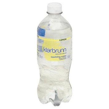 Klarbrunn Lemon Flavored Sparkling Water - 6pk/20 fl oz Bottles