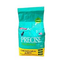 Precise Pet Naturals Feline Foundation Formula Chicken Meal & Rice Dry Cat Food, 6 Lb