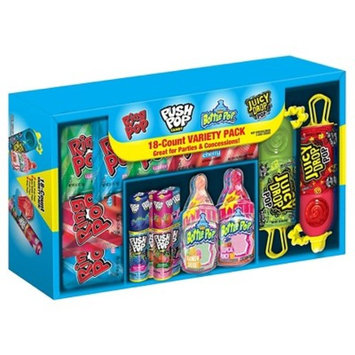 Ring Pop Lollipops and Hard Candies Variety Pack - 18ct