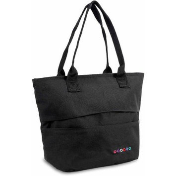 J World New York Lola Insulated Lunch Tote Black - J World New York Travel Coolers