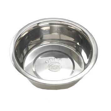 Petrageous Stainless Steel Pet Bowls Barbados Basic Ss Bowl