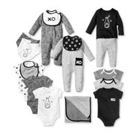 Milk & XO Collection, Baby Boys & Girls, Created for Macy's