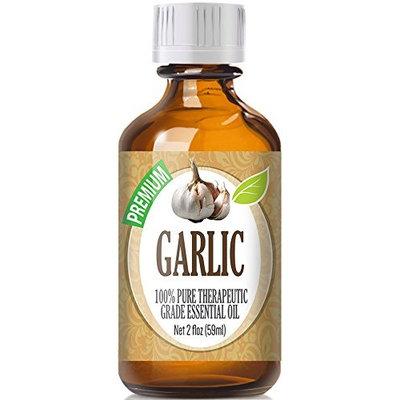 Healing Solutions - Garlic Oil (60ml) 100% Pure, Best Therapeutic Grade Essential Oil - 60ml/2oz