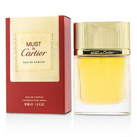 CARTIER Must De Cartier Gold Eau De Parfum Spray For Women 50ml/1.6oz