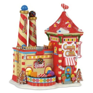 North Pole Village Candy Crush Factory