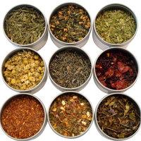 Heavenly Tea Inc. Heavenly Tea Leaves Assorted Tea Sampler, 9 Count