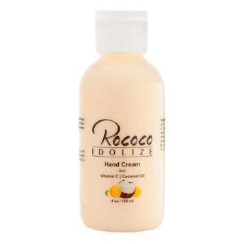 Rococo Idolize Hand Cream with Vitamin C and Coconut Oil