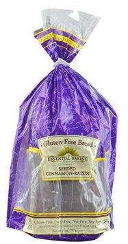 Essential Baking Company BRD, SEEDED CINN RAISIN, GF, (Pack of 6)