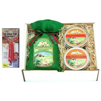 Fiddyment Farms Pistachio Lovers Gift Box with Opener