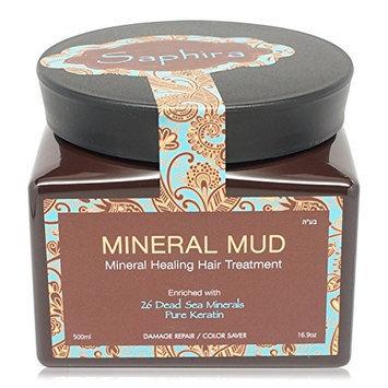 Saphira Hair 16.9-ounce Mineral Mud Mask