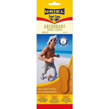 Meditex Absorbent Terry Cloth Insoles with Supper Support