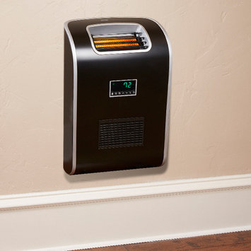 LifeSmart Slimline Infrared Heater with Smart Boost Instant Heat