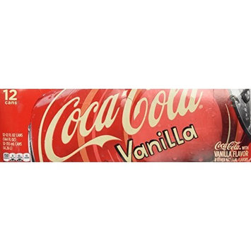 Coca-Cola Vanilla Coke, Cans by Coca-Cola