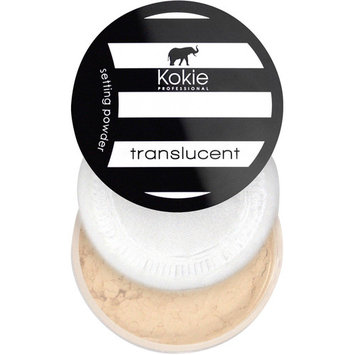 Kokie Professional Translucent Setting Powder