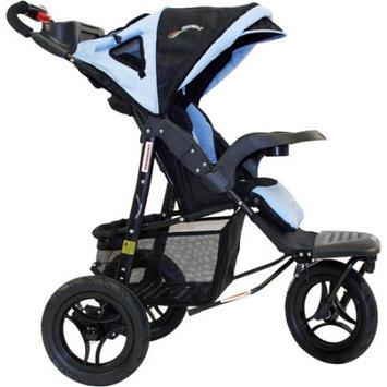 Go-Go Babyz - Urban Advantage Stroller, Vista Blue