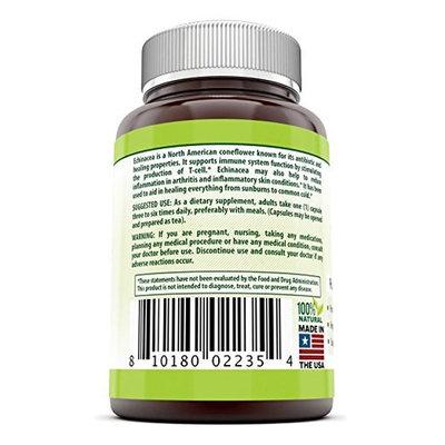 Herbal Secrets Echinacea 400 Mg 120 Capsules